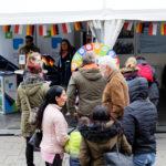 """Festyn europejski """"Europafest"""" w Hanowerze, stoisko powiatu poznańskiego"""