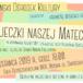 """Plakat Mosiński Ośrodek Kultury zaprasza na """" Bajeczki Naszej Mateczki"""", 12 czerwca 2019r. godz. 18:00"""