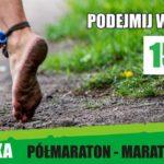 Plakat Puszcza Zielonka Półmaraton-Maraton-Ultramaraton, 15.06.2019r