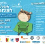 Plakat Ogólnopolski Dzień Marzeń, 18 maja 2019r. godz. 10:00, Hala widowiskow-sportowa w Stęszewie
