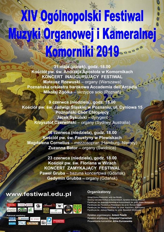 XIV Festiwal Muzyki