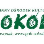 Logo Gminny Ośrodek Kultury Sokół, Czerwonak, www.gok-sokol.pl