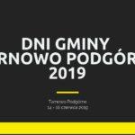 Plakat Dni Gminy Tarnowo Podgórne 2019, 14-16 czerwca