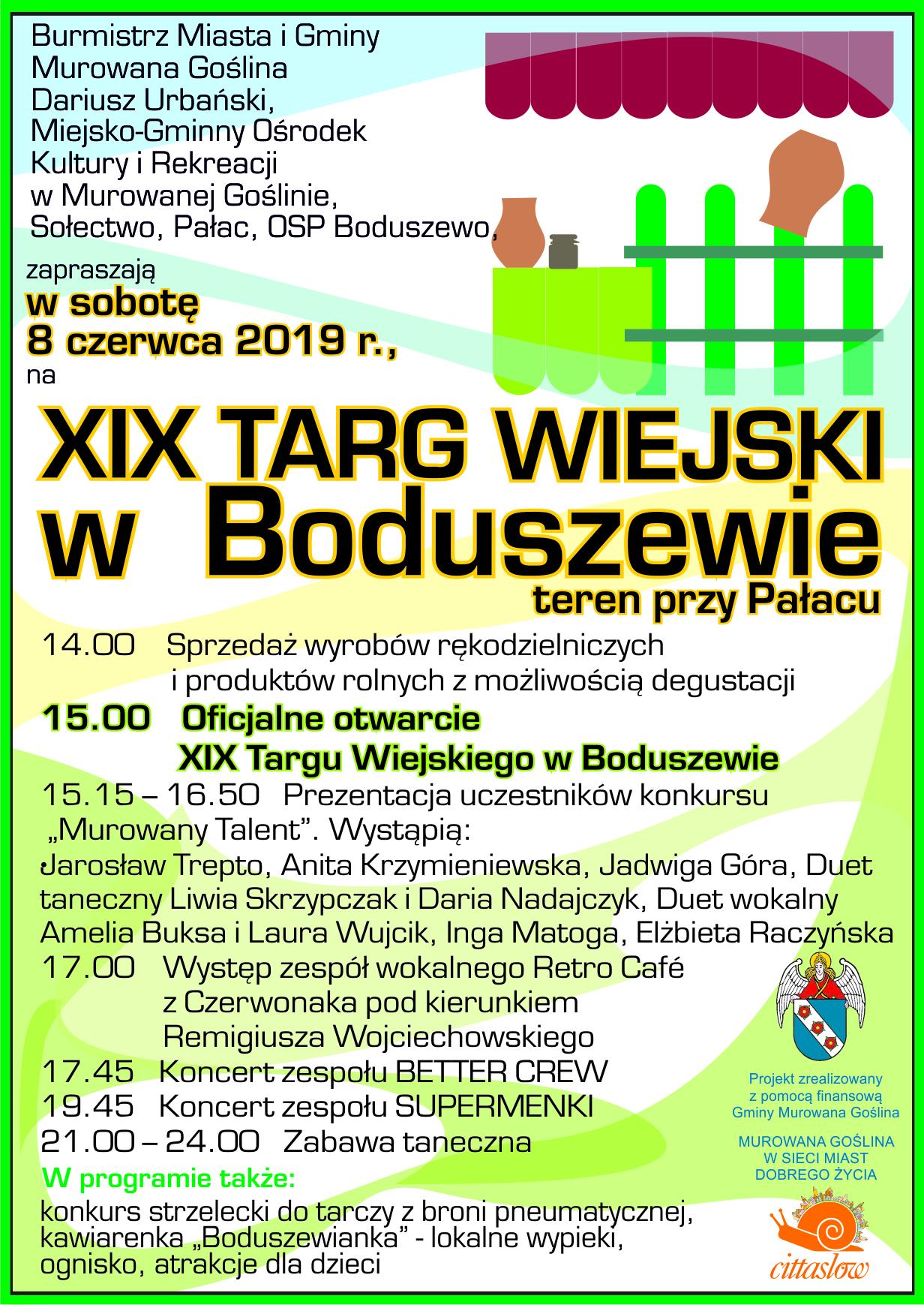 XIX Targ Wiejski