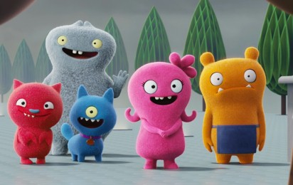 Paskudy. Ugly dolls.
