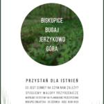 Plakat Kasztelania Ostrowska Odkrywamy Otoczenie Biskupice, Bugaj, Jerzykowo, Góra, 26 czerwca 2019r., godz. 16:30-18:00