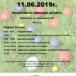 Plakat IV Wiosenny Integracyjny Turniej Bocci o Puchar Wójta Gminy Rokietnica, 11.06.2019r. godz. 9:00, Rokietnicki Ośrodek Sportu