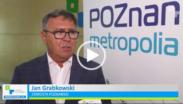 Powiatowa17. odc. 20 Kadr- Starosta Poznański Jan Grabkowski