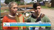 Telewizyjna17, odc. 19, kasdr - Natali Wesołowska, Skansen Miniatur Szlaku Piastowskiego w Pobiedziskach