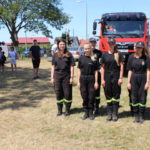Zawody strażackie w Murowanewj Goślinie z 12 lipca 2019