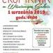 Plakat na ekopiknik na 1 września 2019 w Luboniu