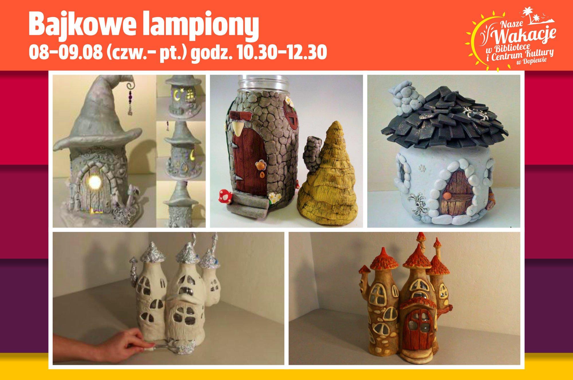 Bajkowe Lampiony