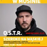 Plakat na koncert na 15 sierpnia 2019 w Mosinie