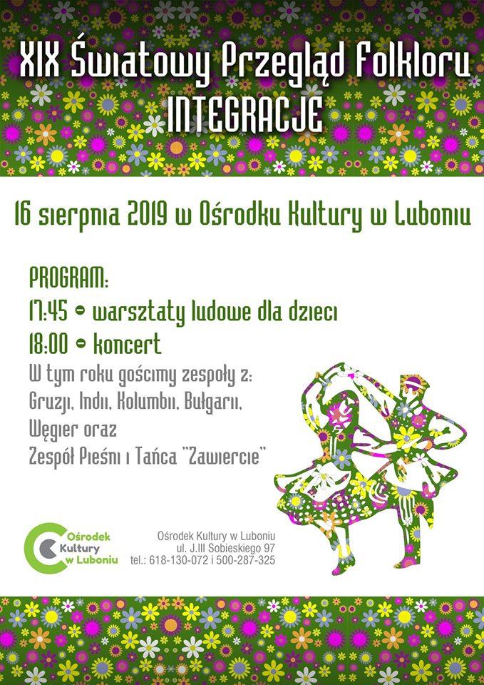 Przegląd Folkloru w Luboniu