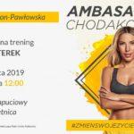 Plakat na zajęcia sportowe w Rokietnicy na 28 lipca 2019