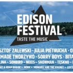 Plakat festiwalu muzycznego 20 i 21 lipca 2019 w Baranowie