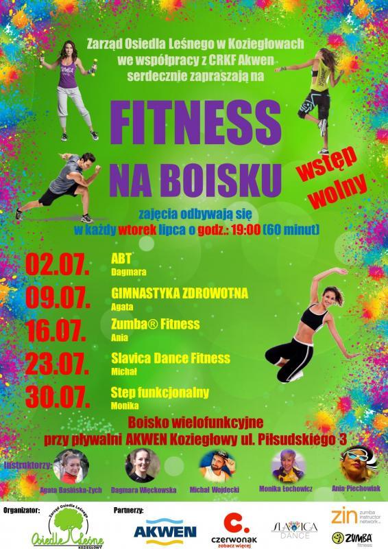 Fitness na Boisku