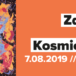 Plakat na zajęcia malarskie na 7 sierpnia 2019