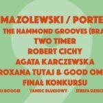 Plakat finału konkursu festiwalu BLusowo na 24 sierpnia 2019