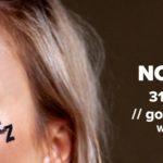 Plakat na koncert Novika na 31 sierpnia 2019