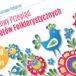 Plakat dwudziestego przeglądu zespołów folklorystycznych w Tarnowie Podgórnym