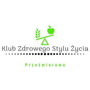 Logo klubu zdrowego stylu życia w Przeźmierowie
