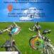 Plakat na trzecią tarnowską grę rowerową w Tarnowie Podgórnym na 15 września 2019