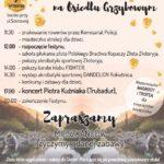 Plakat festynu rodzinnego na 7 września 2019 w Złotnikach