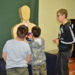 Centrum Nauki Kopernik w Ośrodku Szkolno-Wychowawczym dla Dzieci Niewidomych w Owińskach