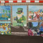 Uczestnicy Powiatowego Przeglądu Twórczości Artystycznej Osób Niepełnosprawnych w Mosinie