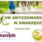 Plakat na zawody marszowe w Swarzędzu