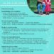 Plakat tygodnia seniora w Buku od 30 września do 4 października 2019