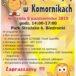 Plakat święta pyry w Komornikach na 6 października 2019