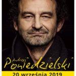 Plakat na koncert w Swarzędzu na 20 września 2019