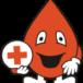 Logo krwiodawców