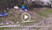 Kadr z filmu z Memoriału Szwarca Poznań Malta 2019