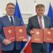 Podpisanie umów na dofinansowanie dróg w Urzędzie Wojewódzkim