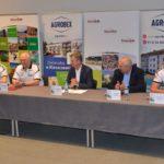 Konferencja prasowa podczas Memoriału Gołasia w Swarzędzu Zalasewie