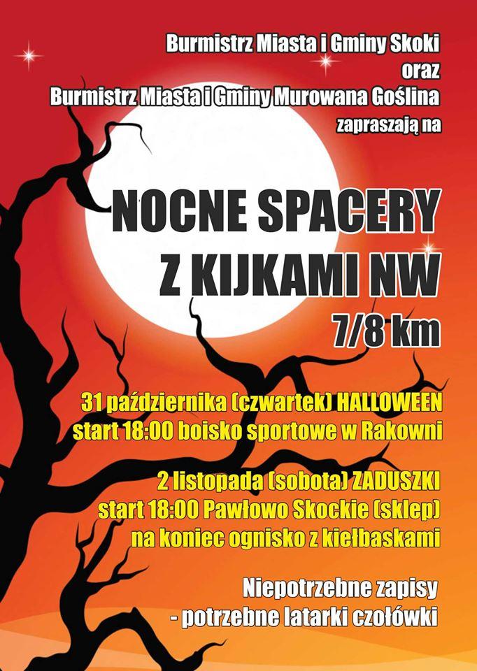 Nocne spacery