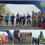 Uczetnicy lubońskiego biegu Mały Patriota 2019