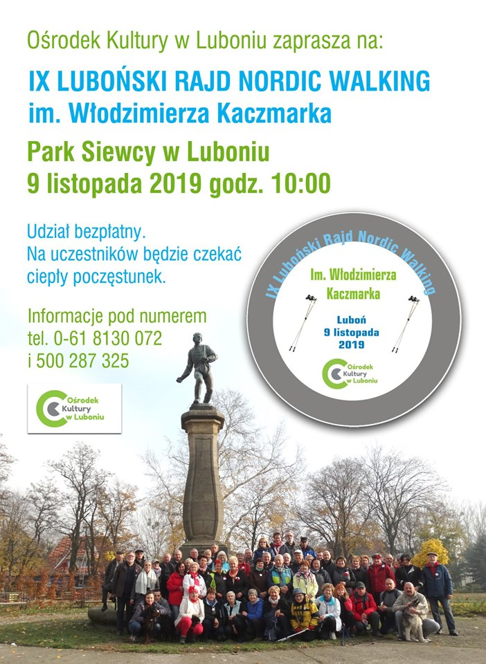 IX Rajd Nordic Walking