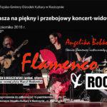 Plakat na koncert muzyczny na 26 października 2019 w Kostrzynie