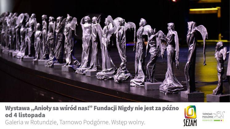 """""""Anioły są wśród nas!"""" - wystawa"""