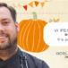 Plakat na Festiwal Dyni od 5 do 6 października 2019 w Trzebawiu