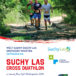 Plakat na Cross Duathlon Suchy Las na 13 października 2019