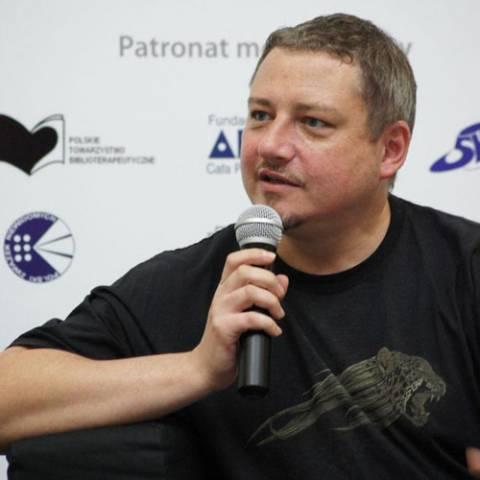 Spotkanie z Marcinem Pałaszem
