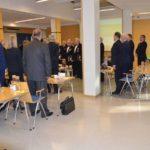 widok na salę sesyjną podczas obrad, część artystyczna