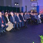 goście uroczystości otwarcia szkoły w Murowanej Goślinie