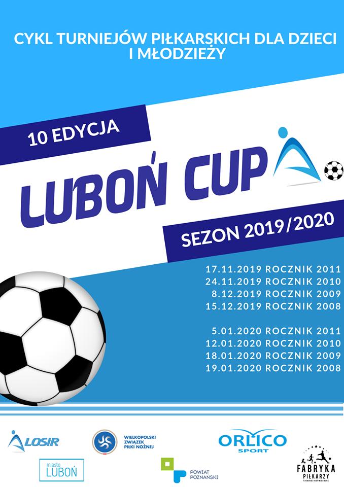 Luboń CUP 2019/2020
