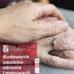 Plakat Budowania zasobów zdrowia i motywacji - wykład w Pałacu Jankowice 23 listopada godz. 15